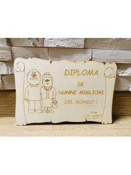 DIPLOMA DEI NONNI