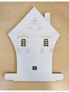 Casa Natale Gingerbread 3d 40 cm
