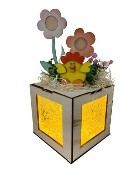 KIT BOX LUMINOSO  15 CM
