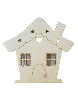 Casa Folletti-Gnomi-Fate  22 cm