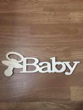BABY 38x12cm sp6mm