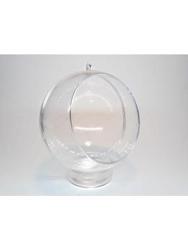 Sfera Aperta in Plexiglass 12cm
