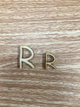 LETTERE R