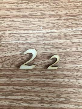 NUMERI 2