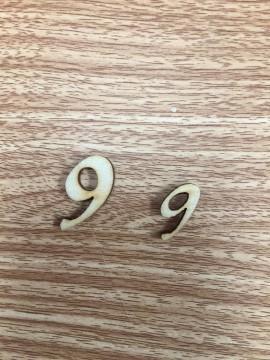 NUMERI 9