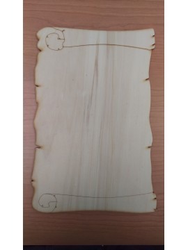 Pergamena 2 20x13cm spessore 4