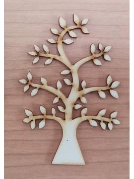 Albero foglie