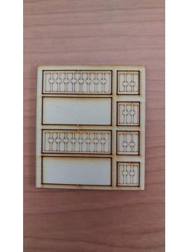 TERRAZZO 2 Piccolo 7.5x6.5cm