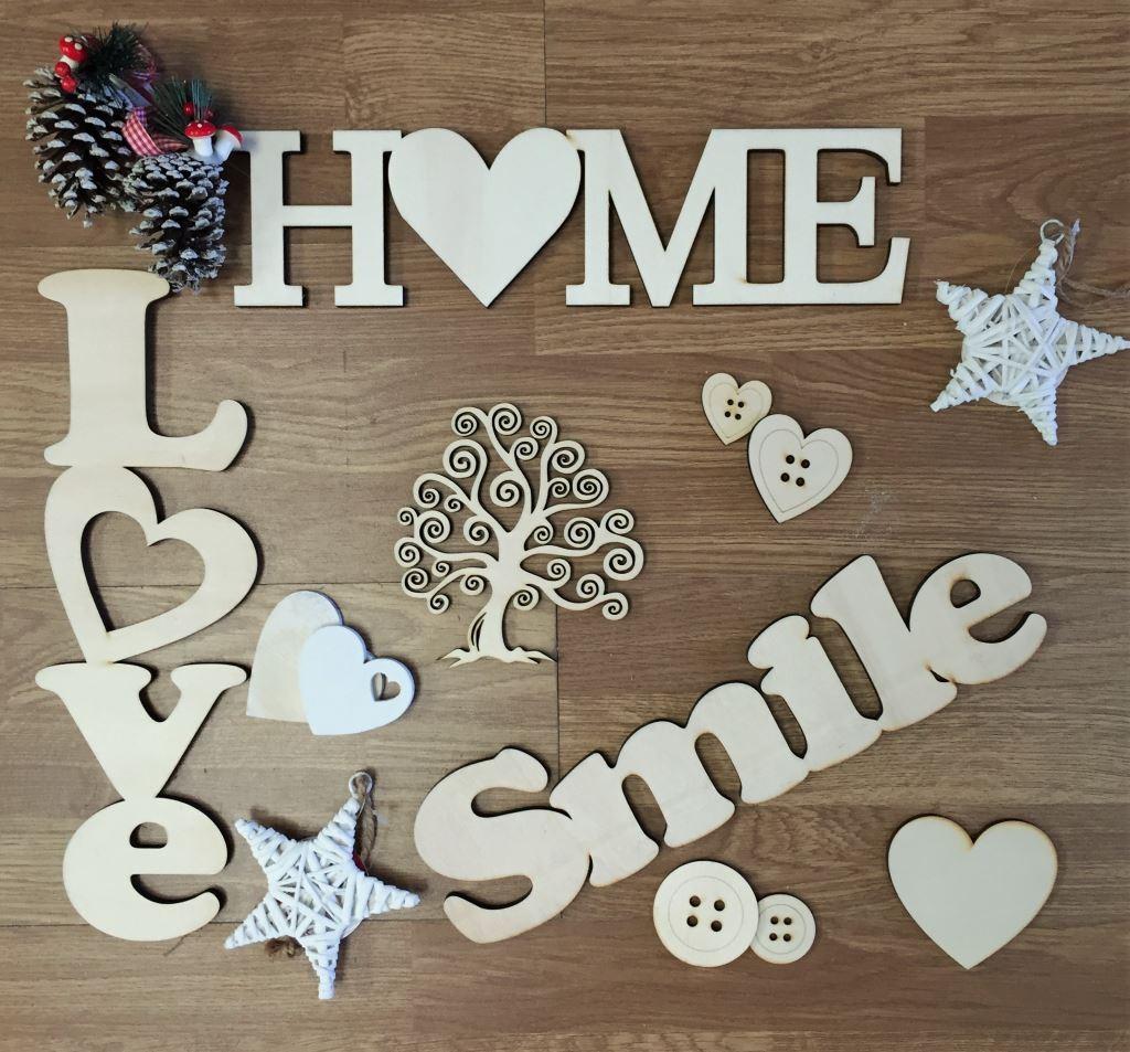 Love Family Smile Albero della Vita